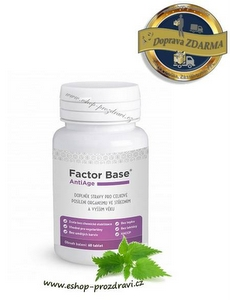 Factor Base AntiAge 60 tbl.