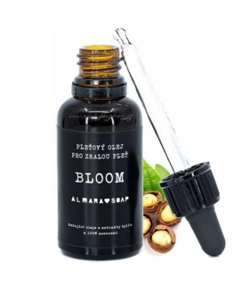 Almara Soap - Pleťový olej BLOOM 30 ml