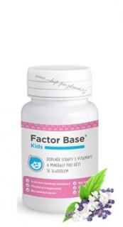 OKG Factor Base KIDS 60 tbl.