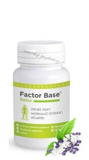 OKG - Factor Base DETOX 60 tbl.