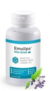 OKG Emulips Slim Drink 60g