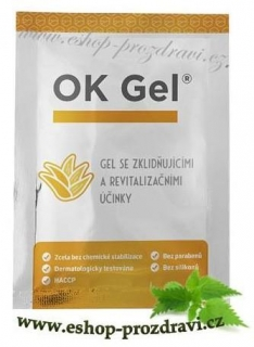 OK Gel 3 ml - Mini balení