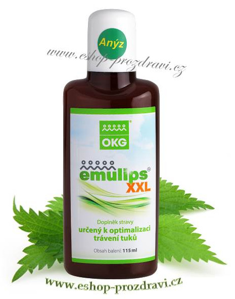 OKG Emulips XXL 115 ml Anýz