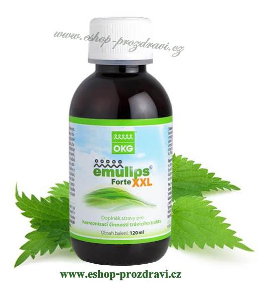 OKG Emulips Forte XXL 120 ml