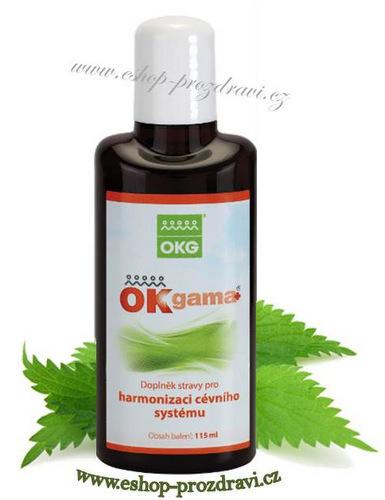 OKG OK Gama+ 115ml